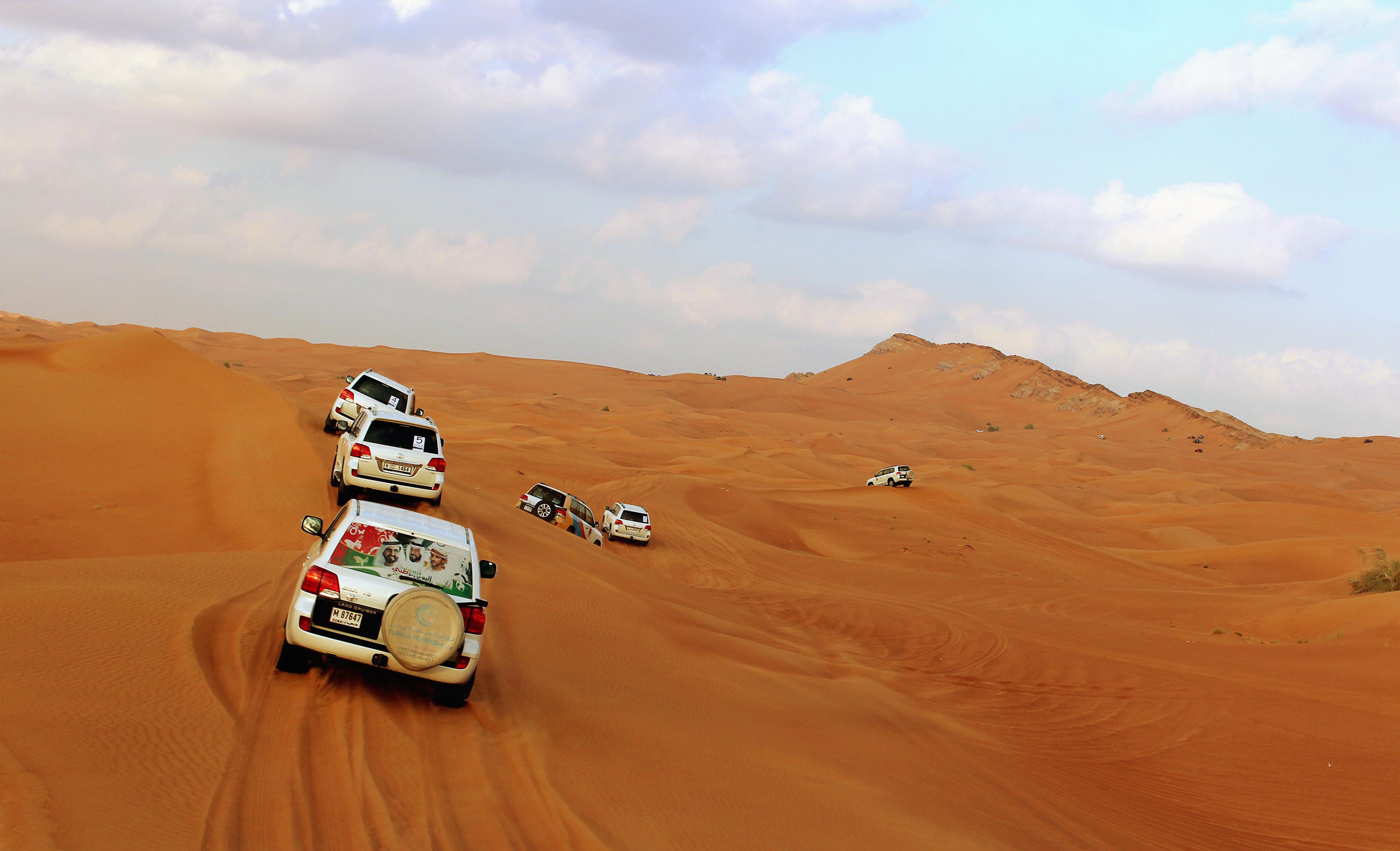 Knight Tours Dubai Desert Safari Reviews